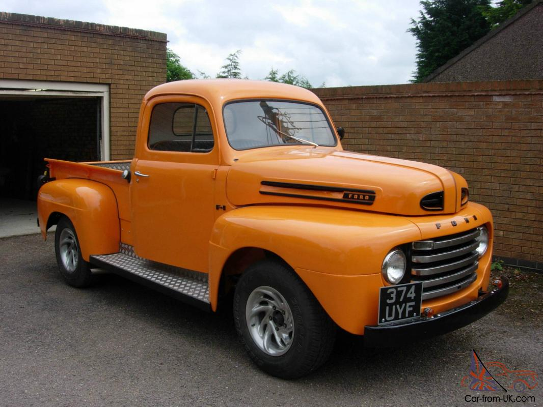 1948 Ford F1 Stepside Pickup Truck Restored. Very nice! for sale