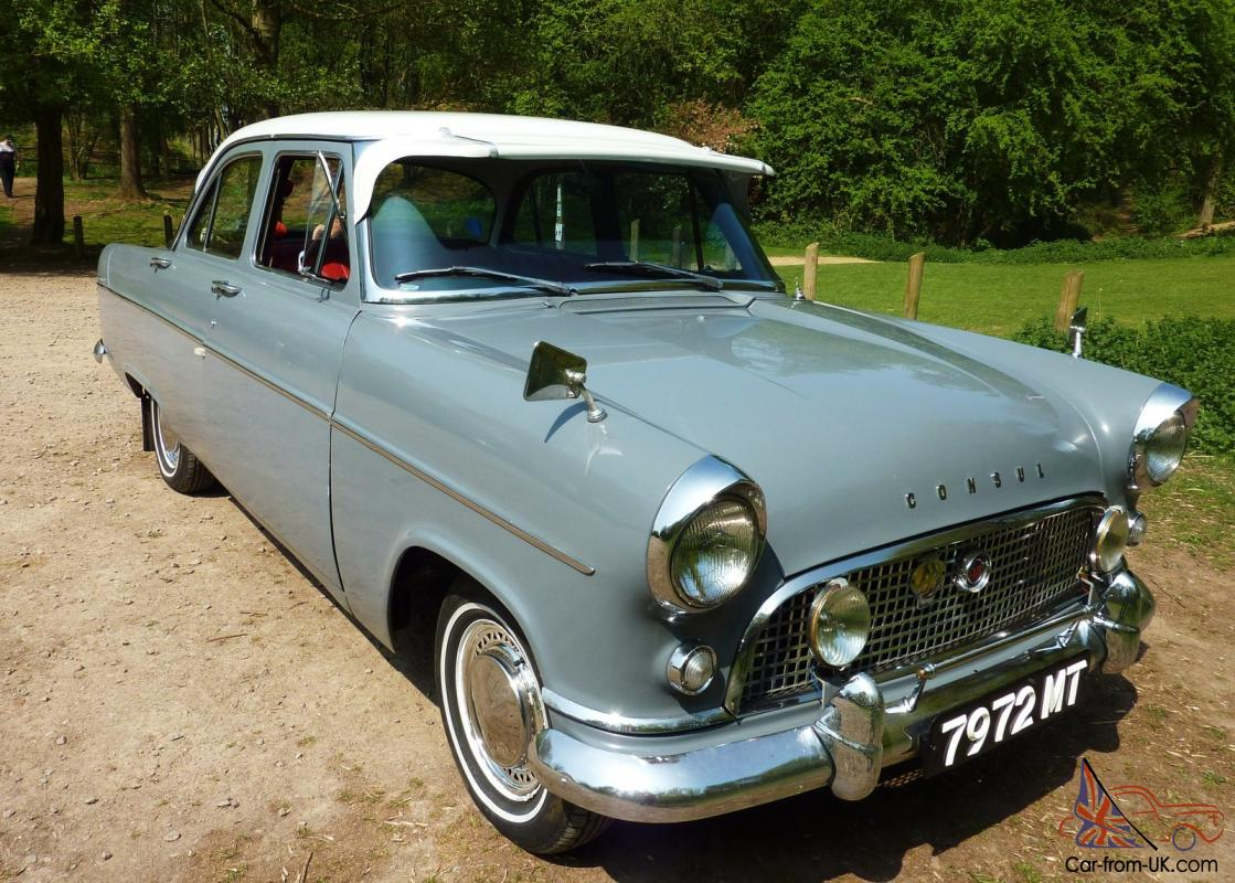 ford consul 375 for sale in the uk. Black Bedroom Furniture Sets. Home Design Ideas