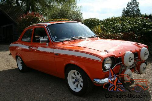 ford escort mk1 mexico genuine well known avo car type 49 body