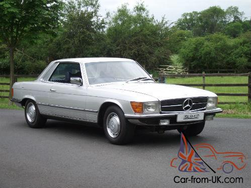 Mercedes benz 450slc coupe for Mercedes benz fixed price servicing costs