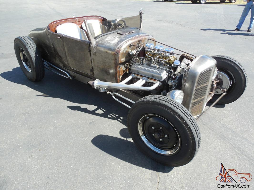 FORD MODEL T ROADSTER RAT ROD / HOT ROD