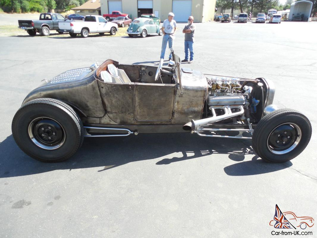 1927 FORD MODEL T ROADSTER RAT ROD / HOT ROD