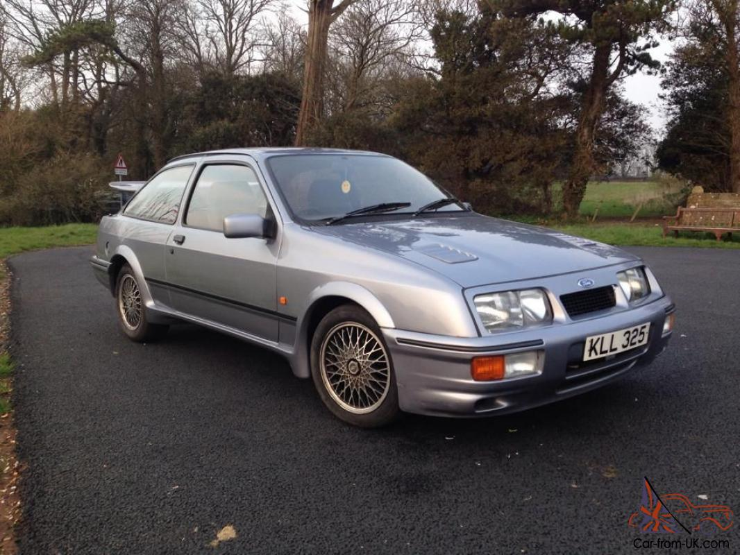 classic 3 door ford sierra v8 cosworth replica. Black Bedroom Furniture Sets. Home Design Ideas