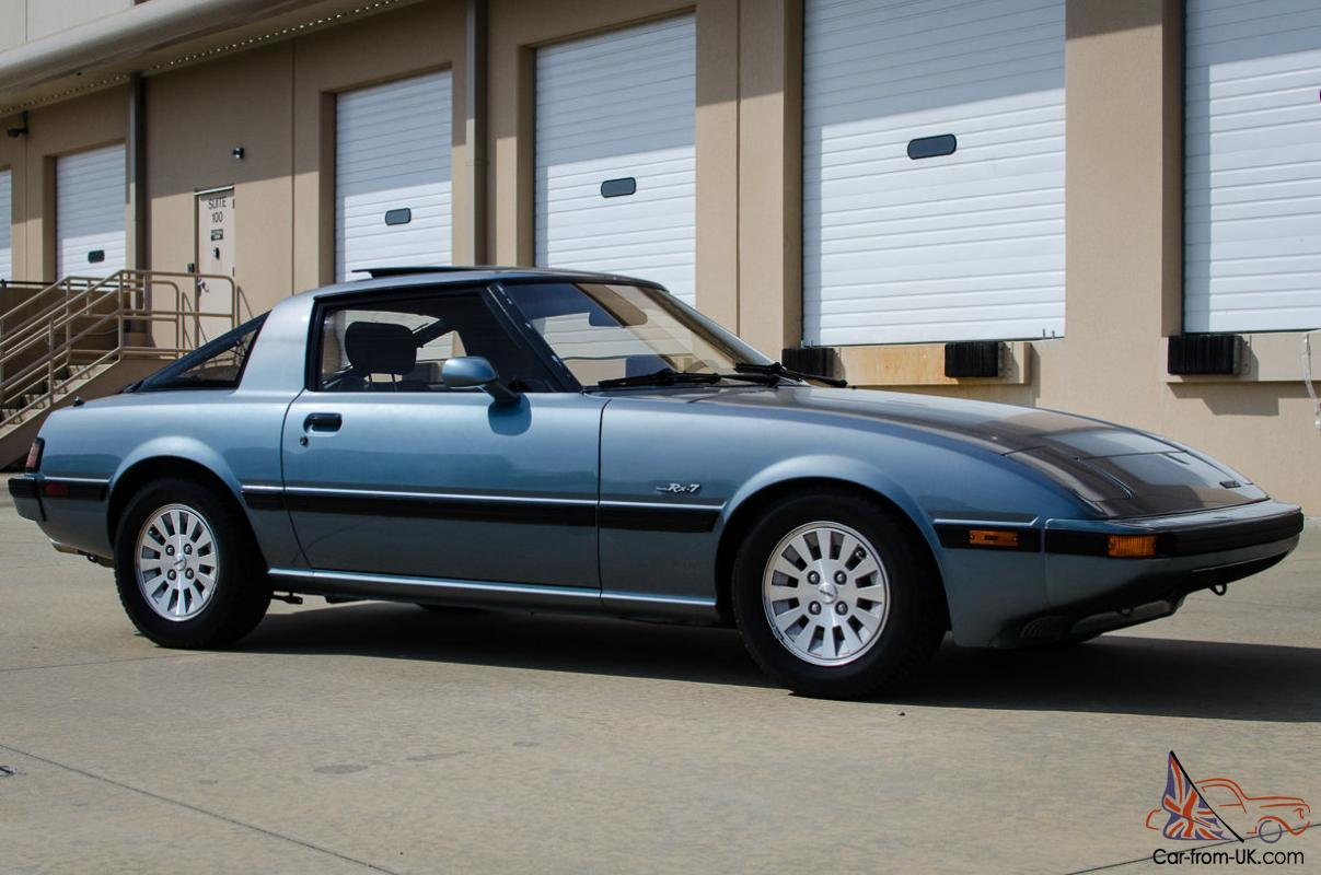 coupe 2 door 1 3l rotary rx7 gsl gs 13b first gen fb 13. Black Bedroom Furniture Sets. Home Design Ideas