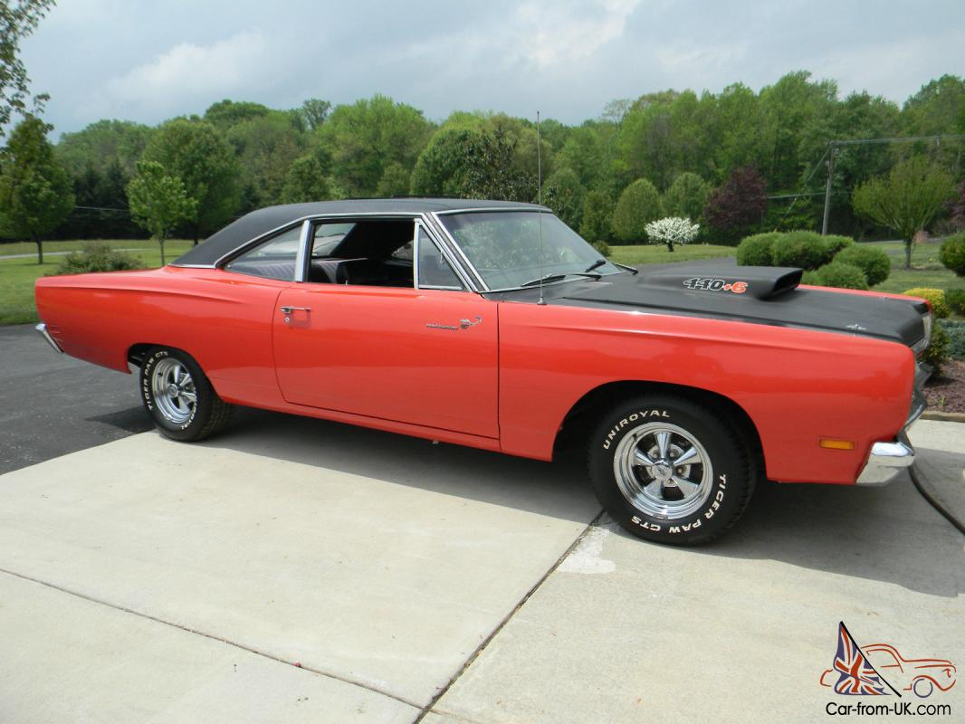hemi muscle cars - photo #42