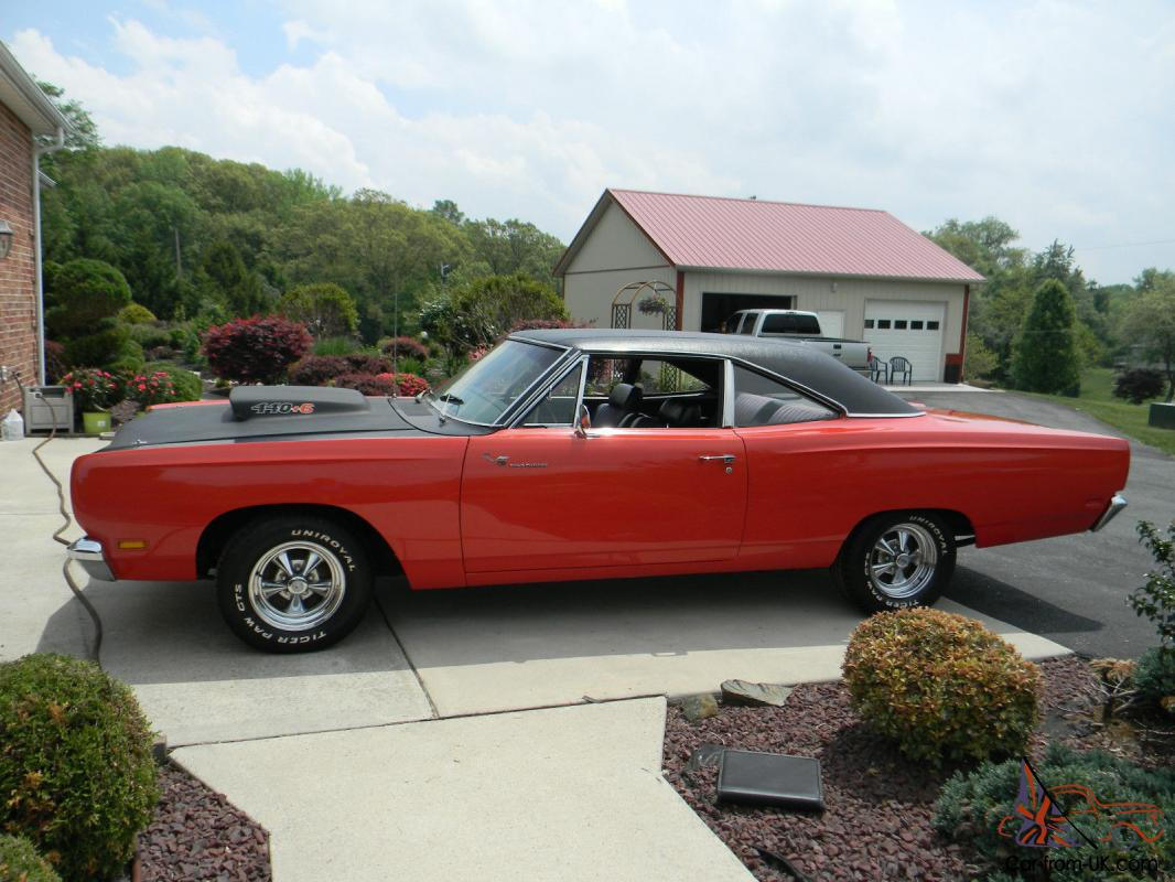 hemi muscle cars - photo #25