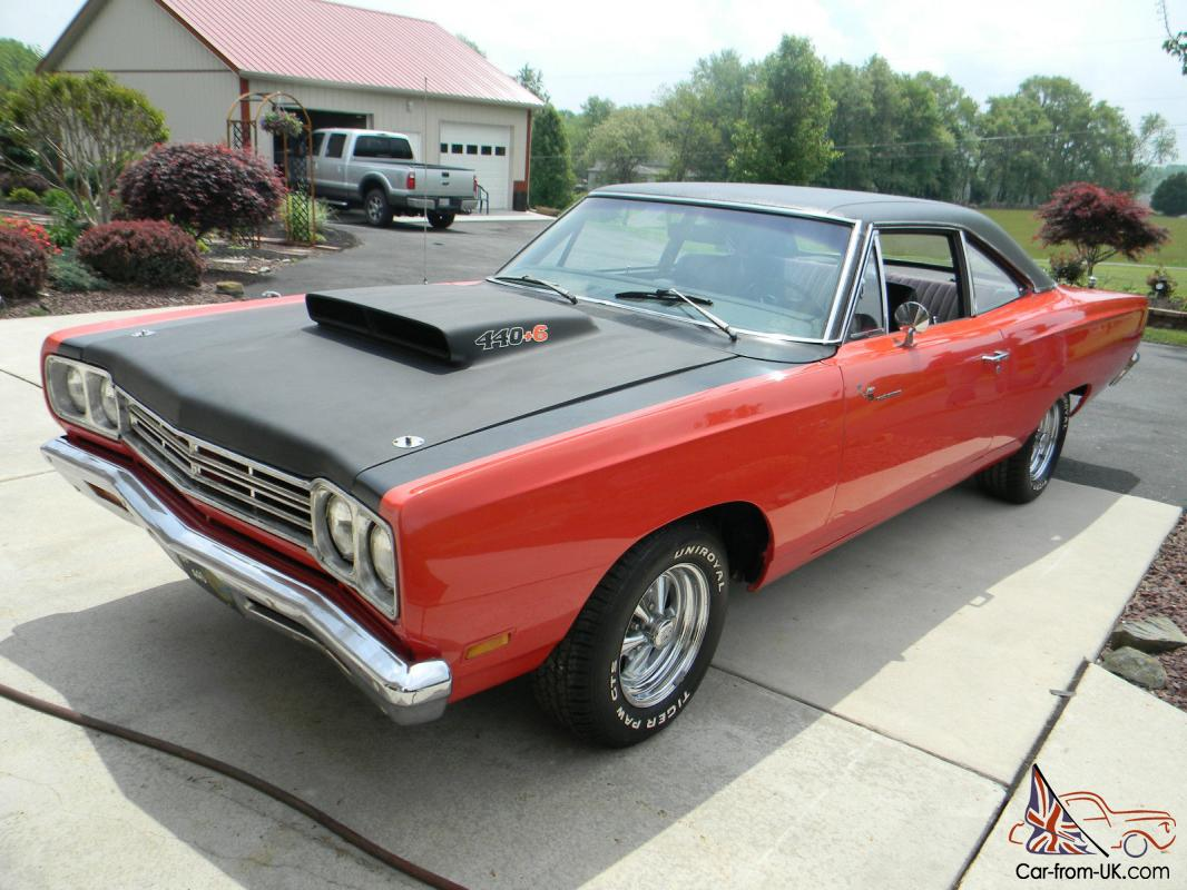 hemi muscle cars - photo #16