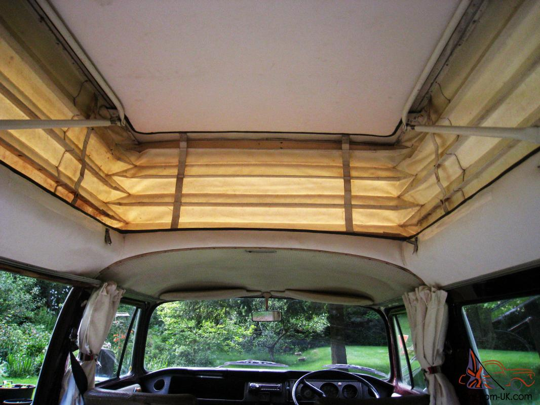 Vw T2 Camper Bay Window 1975 Rhd Devon Pop Top
