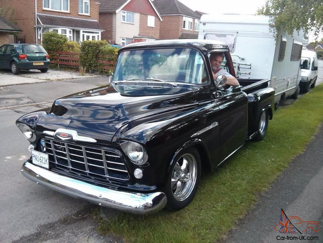 1955 chevy cars ebay motors 1955 wiring diagram and - 1955 Chevrolet Stepside Pickup Hotrod Classic American