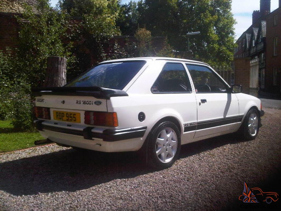 mk3 escort for sale
