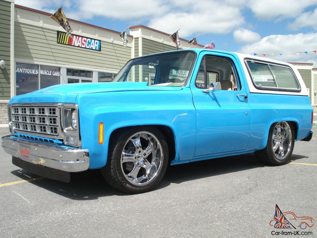 Chevrolet   Blazer Truck Photo 2eb9f310fb8