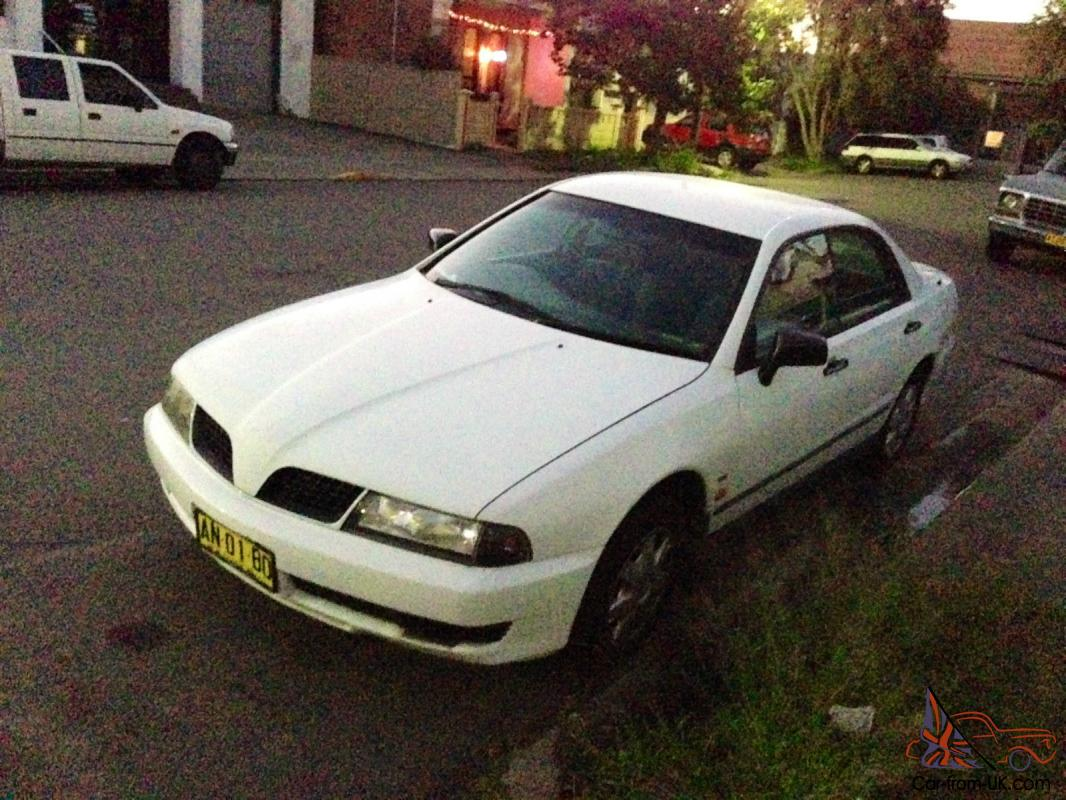 Commonwealth Games ED 2002 4D Sedan 4 SP Automatic in Newcastle NSW #8C573F