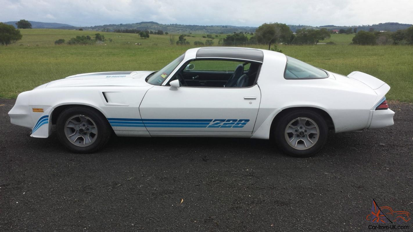 chevrolet camaro z28 1980 350 auto t tops must sell in newtown qld. Black Bedroom Furniture Sets. Home Design Ideas
