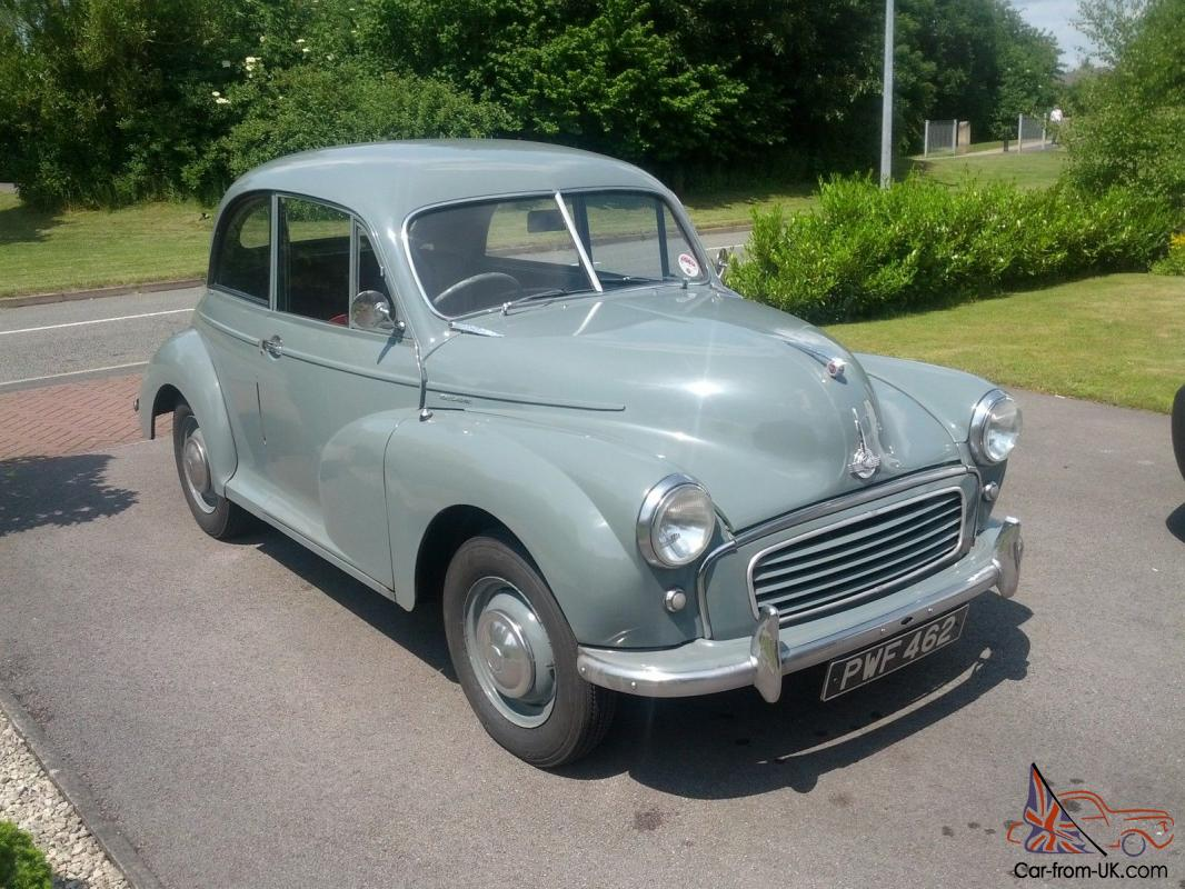 1955 Morris Minor Split Screen Series 2