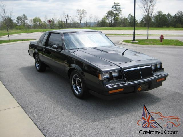 1986 buick regal grand national only 37k miles excelent condition. Cars Review. Best American Auto & Cars Review