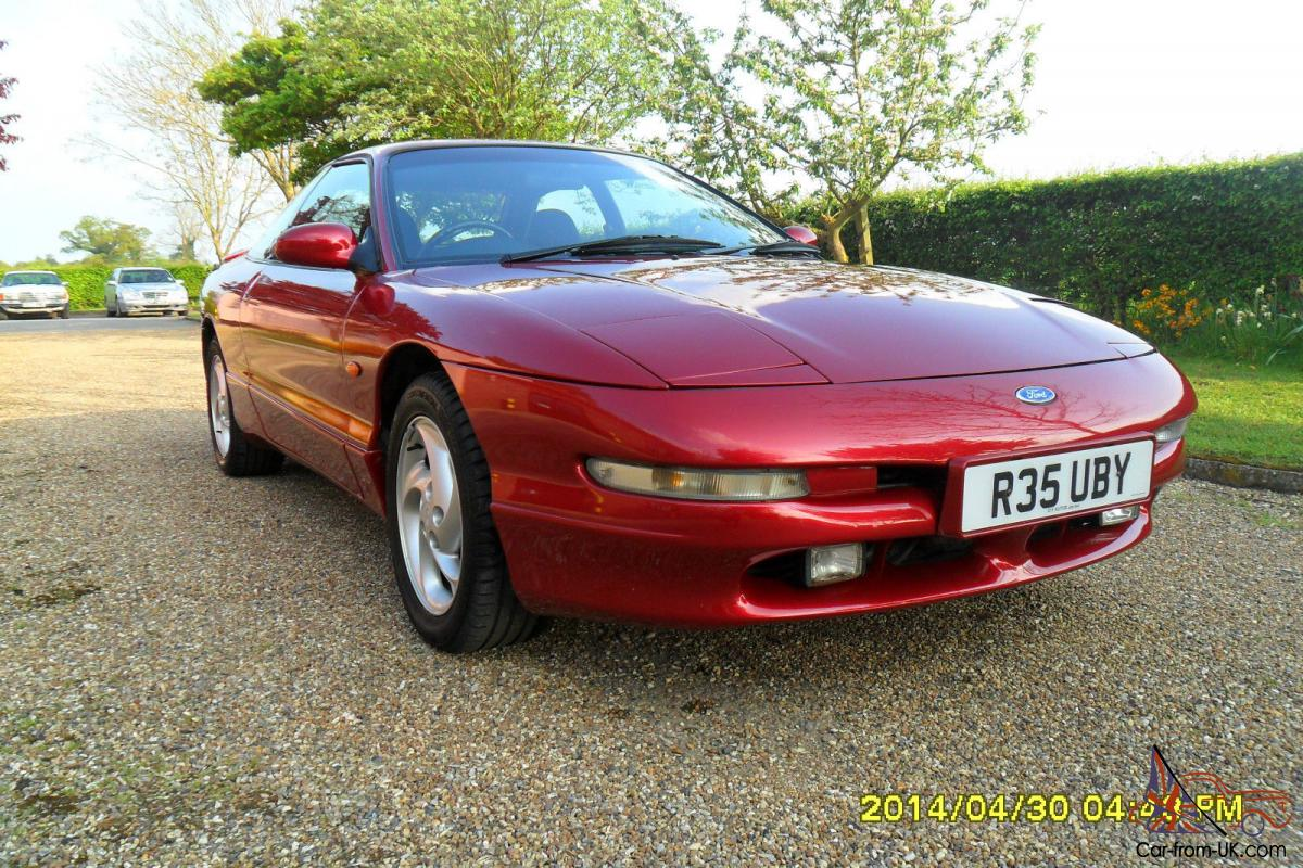 Ford probe 2 5i v6 24v great condition 1998 r 83784 miles full mot