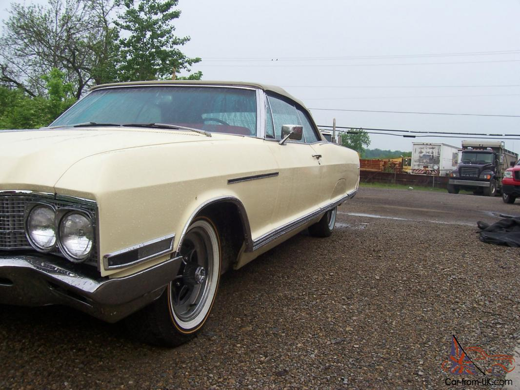 1966 buick electra 225 convertible for sale
