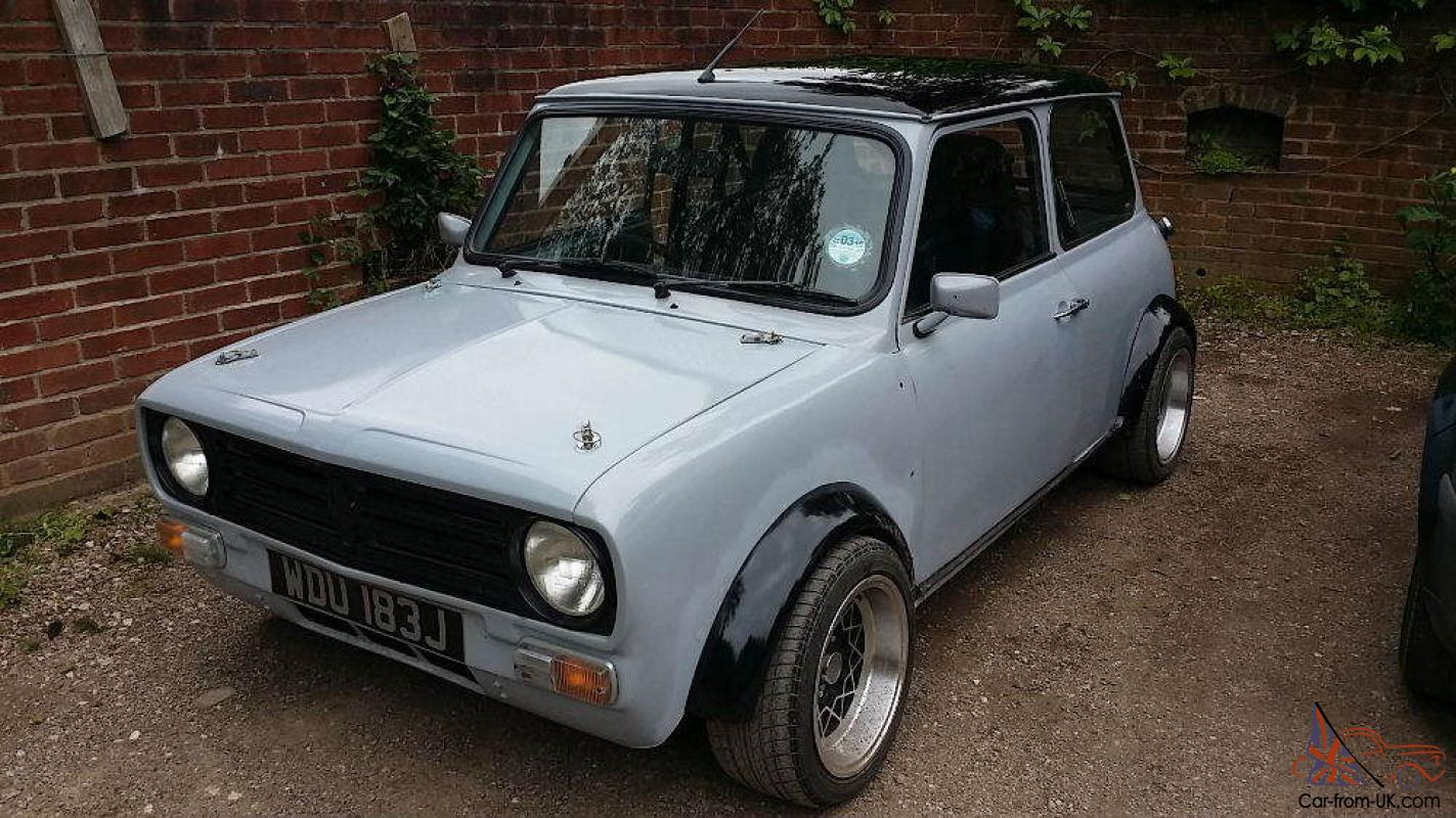 Car And Classic Mini For Sale
