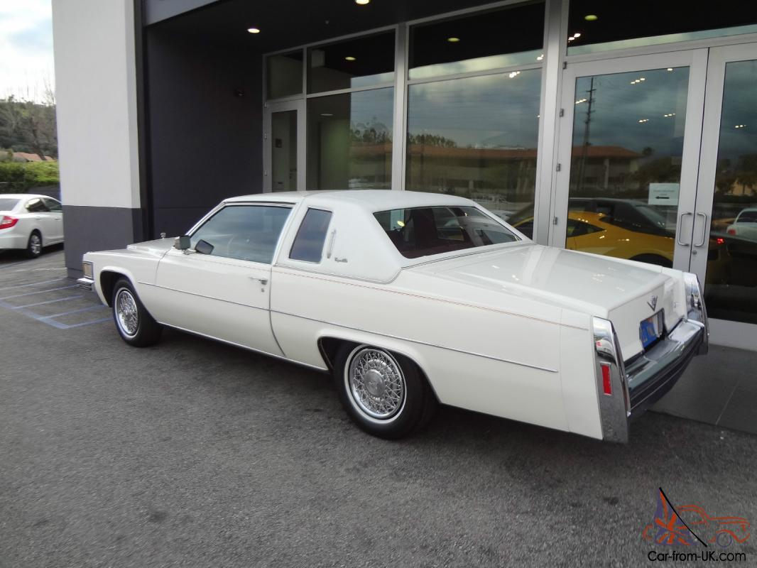 1979 cadillac coupe deville original 39k miles garage kept perfect in. Cars Review. Best American Auto & Cars Review