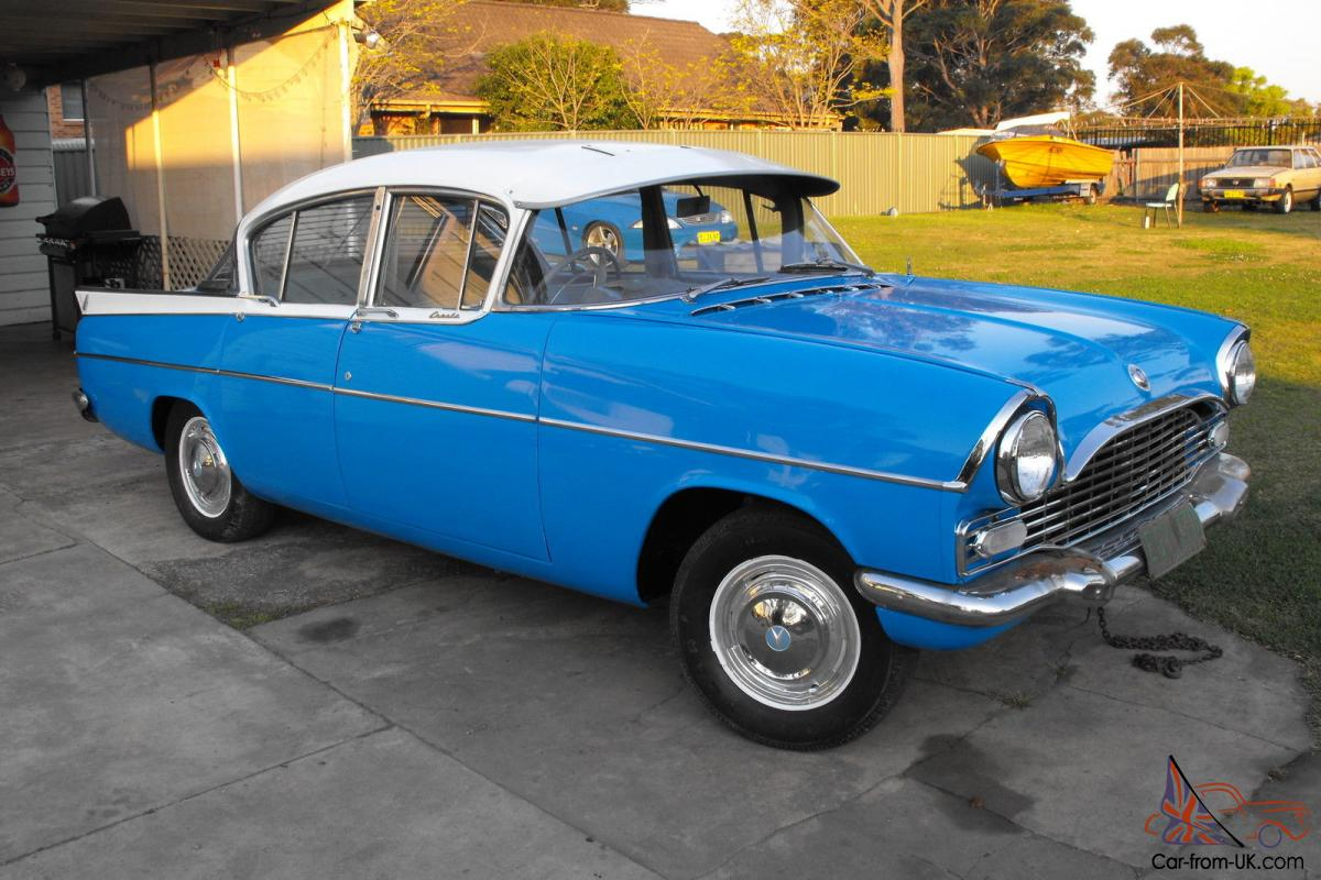 Vauxhall pa cresta good no motor for Motor truck of pa