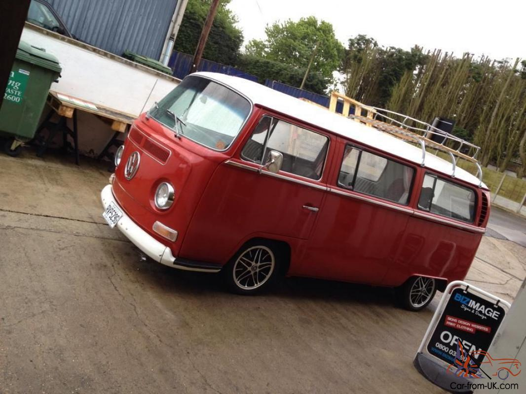 Vw Campervan T2 Tintop 1968 Never Been Welded