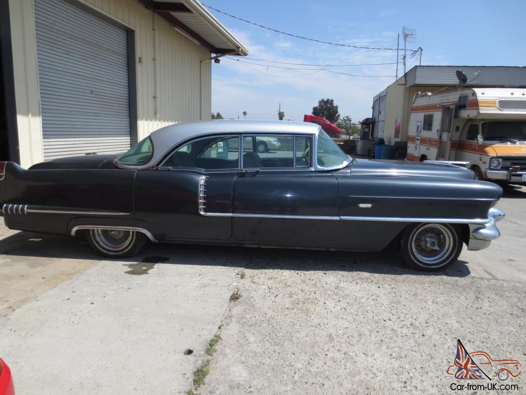 1956 cadillac deville for sale on classiccars com 9 - 1956 Cadillac Deville Base Hardtop 4 Door 6 0l No Post