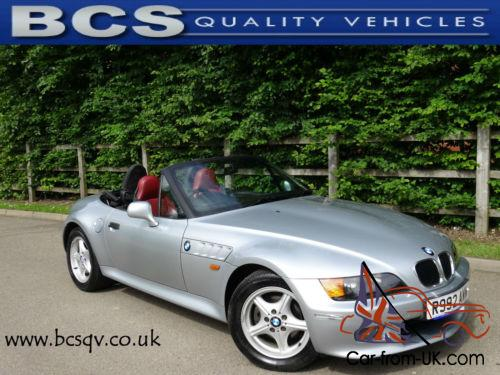 1997 r bmw z3 2 8 roadster manual in silver with complmenting red rh car from uk com 1997 bmw z3 owners manual 1997 bmw z3 manual transmission