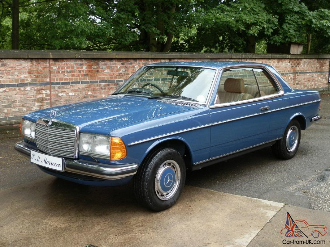 Mercedes benz w123 280ce manual transmission for Mercedes benz manual transmission for sale