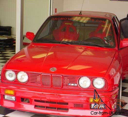 Used Turbo Bmw For Sale: 1989 BMW E30 M3 2.5L Turbo