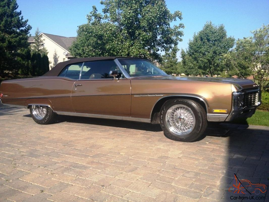 1970 buick electra 225 convertible low miles. Black Bedroom Furniture Sets. Home Design Ideas