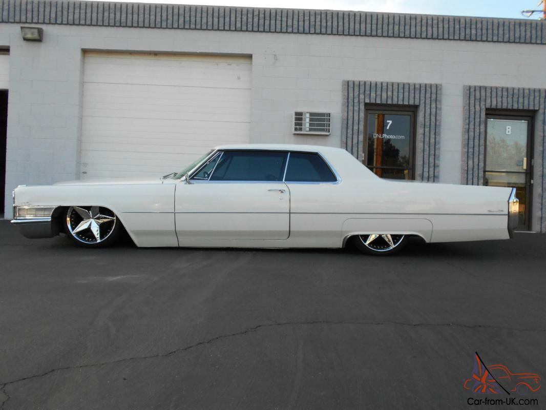 1965 Cadillac Coupe Deville Bagged! Air ride!Outstanding!!LOOK ...