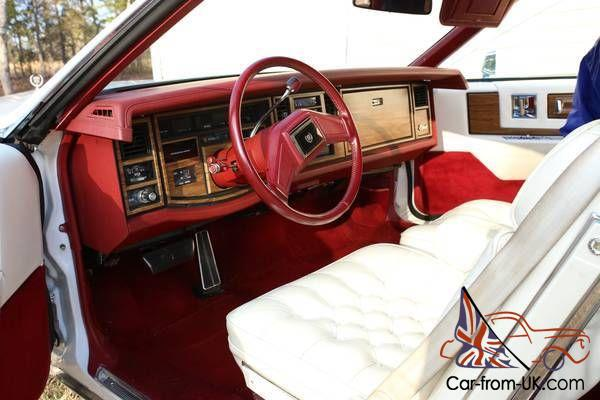 1984 cadillac eldorado biarritz convertible sweet ride for Garage volkswagen biarritz