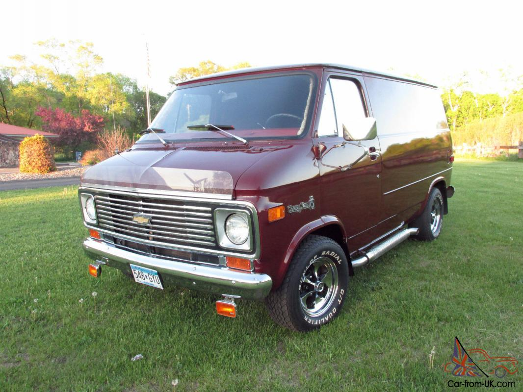 1980 chevy vans for autos post. Black Bedroom Furniture Sets. Home Design Ideas