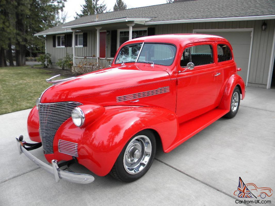 1939 chevrolet two door sedan master deluxe street rod hot rod for 1939 chevy 2 door sedan for sale
