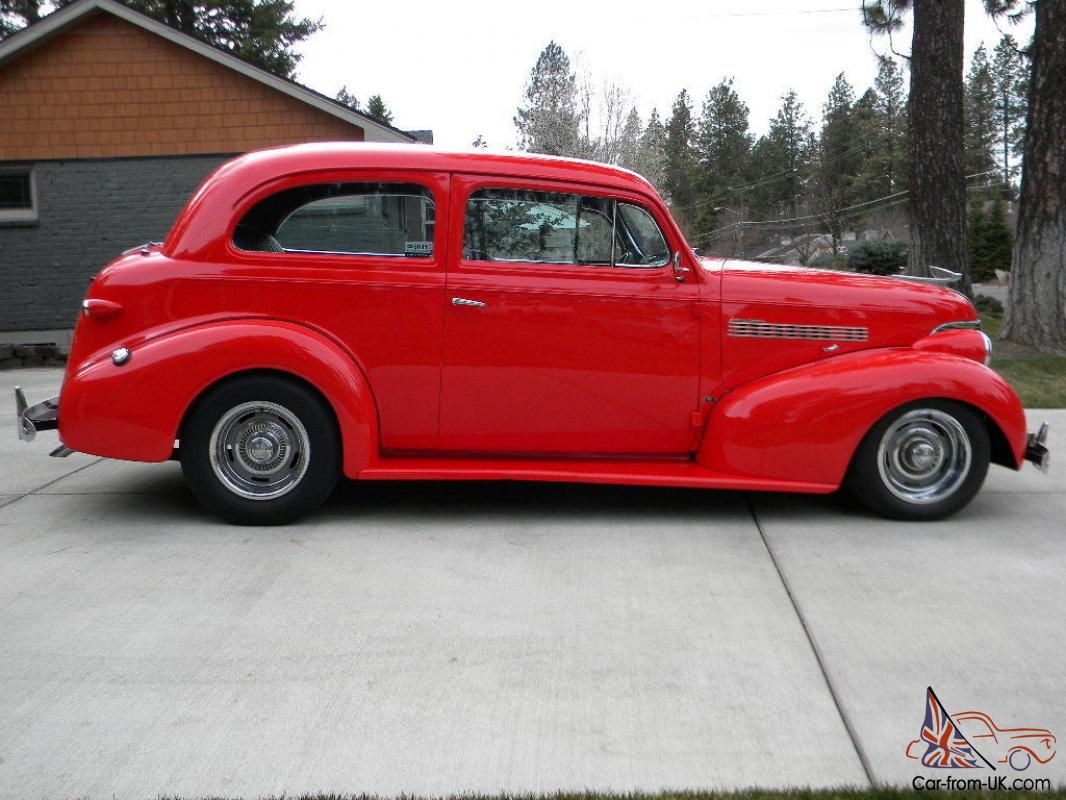 1939 chevrolet two door sedan master deluxe street rod hot rod for 1939 chevy 2 door
