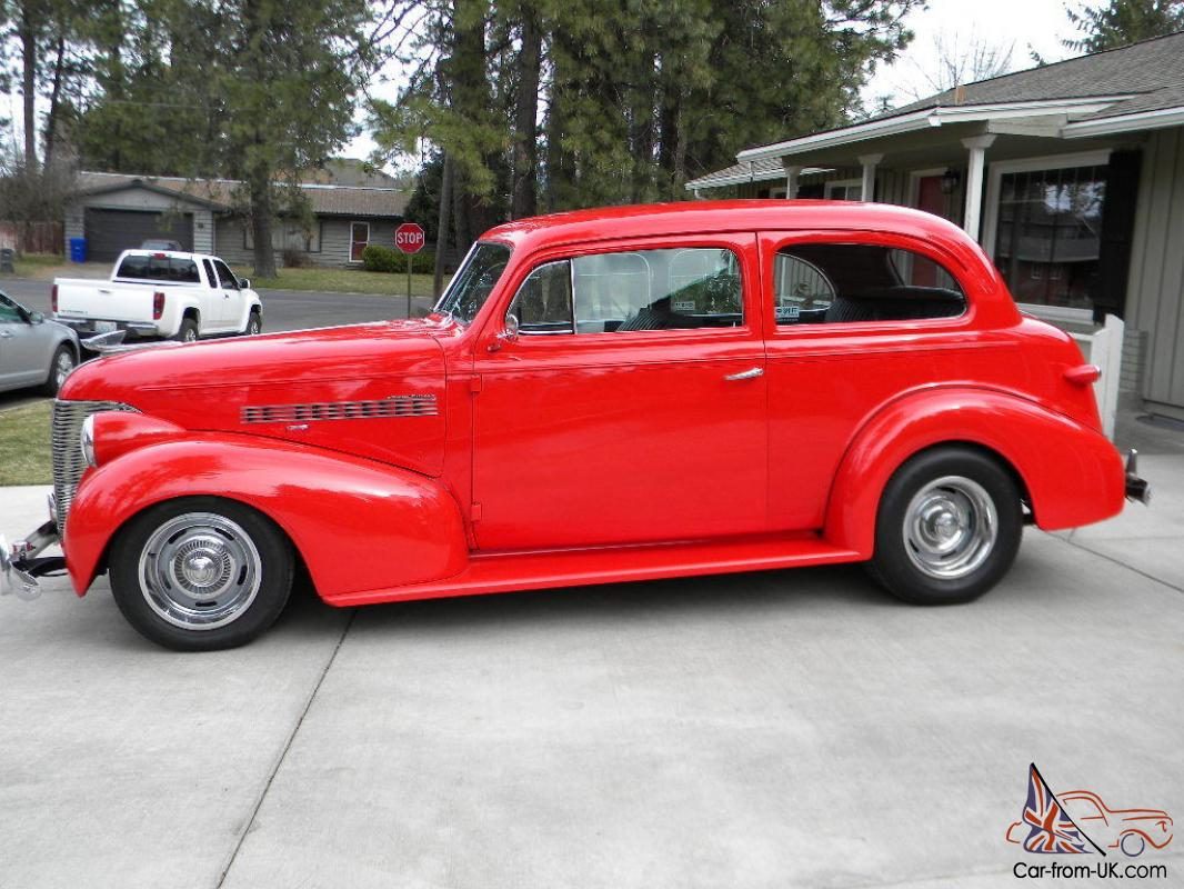 1939 chevrolet two door sedan master deluxe street rod hot rod for 1939 chevy 2 door sedan
