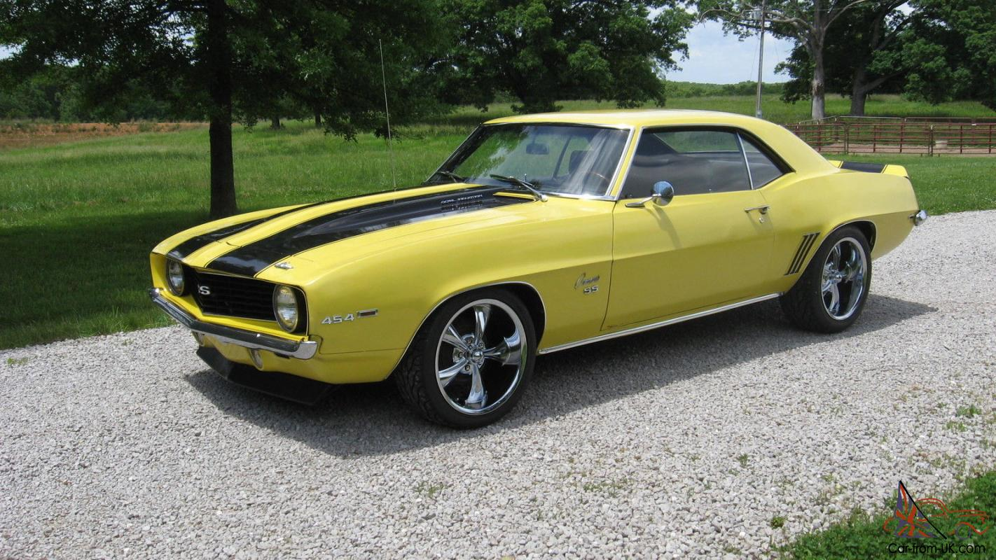 1969 camaro low miles 454 ci lots of new parts tires wheels. Black Bedroom Furniture Sets. Home Design Ideas