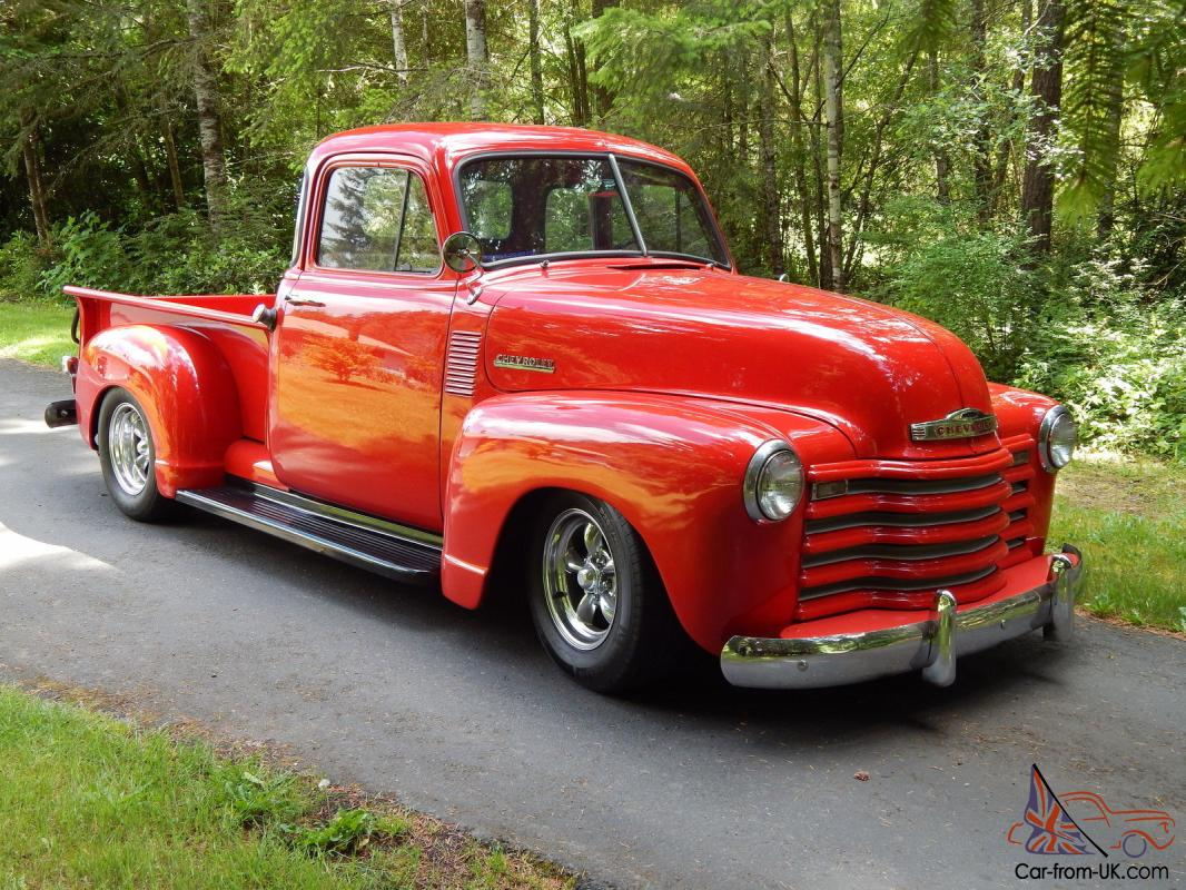 1952 chevrolet 5 window cab 3100 series pickup for 1952 chevy truck 5 window