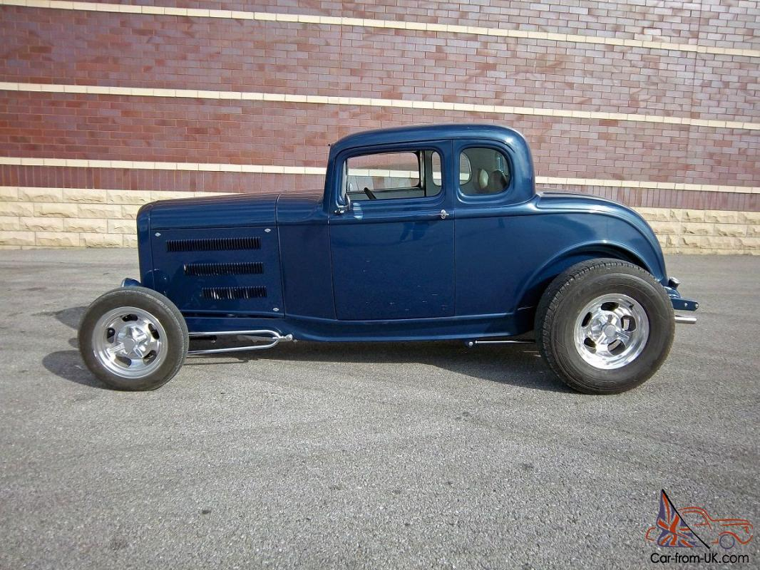 1932 ford 5 window coupe chevy ls1 w dual quads 4 speed for 1932 chevy 5 window coupe
