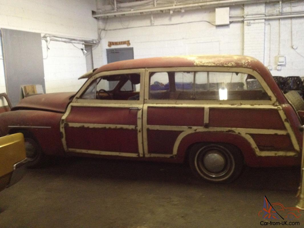 Project woody 2000