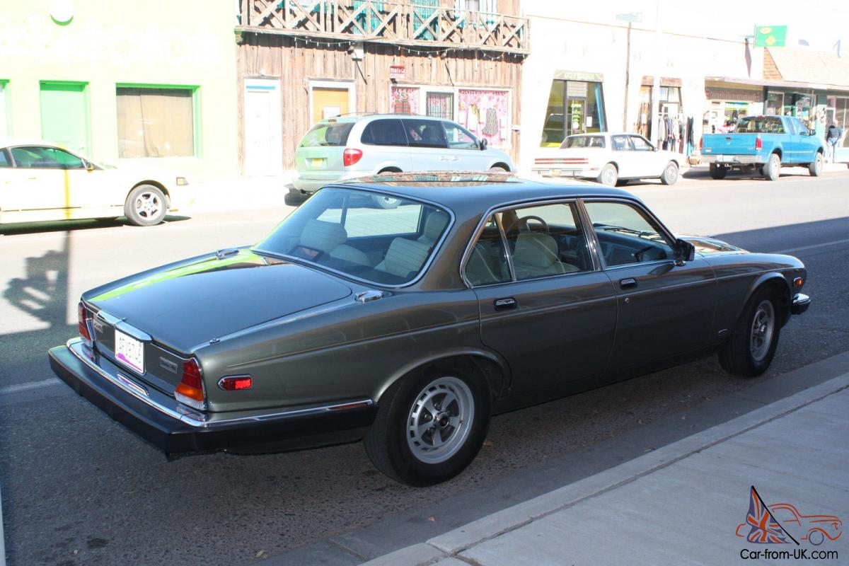 1987 jaguar xj6 for sale