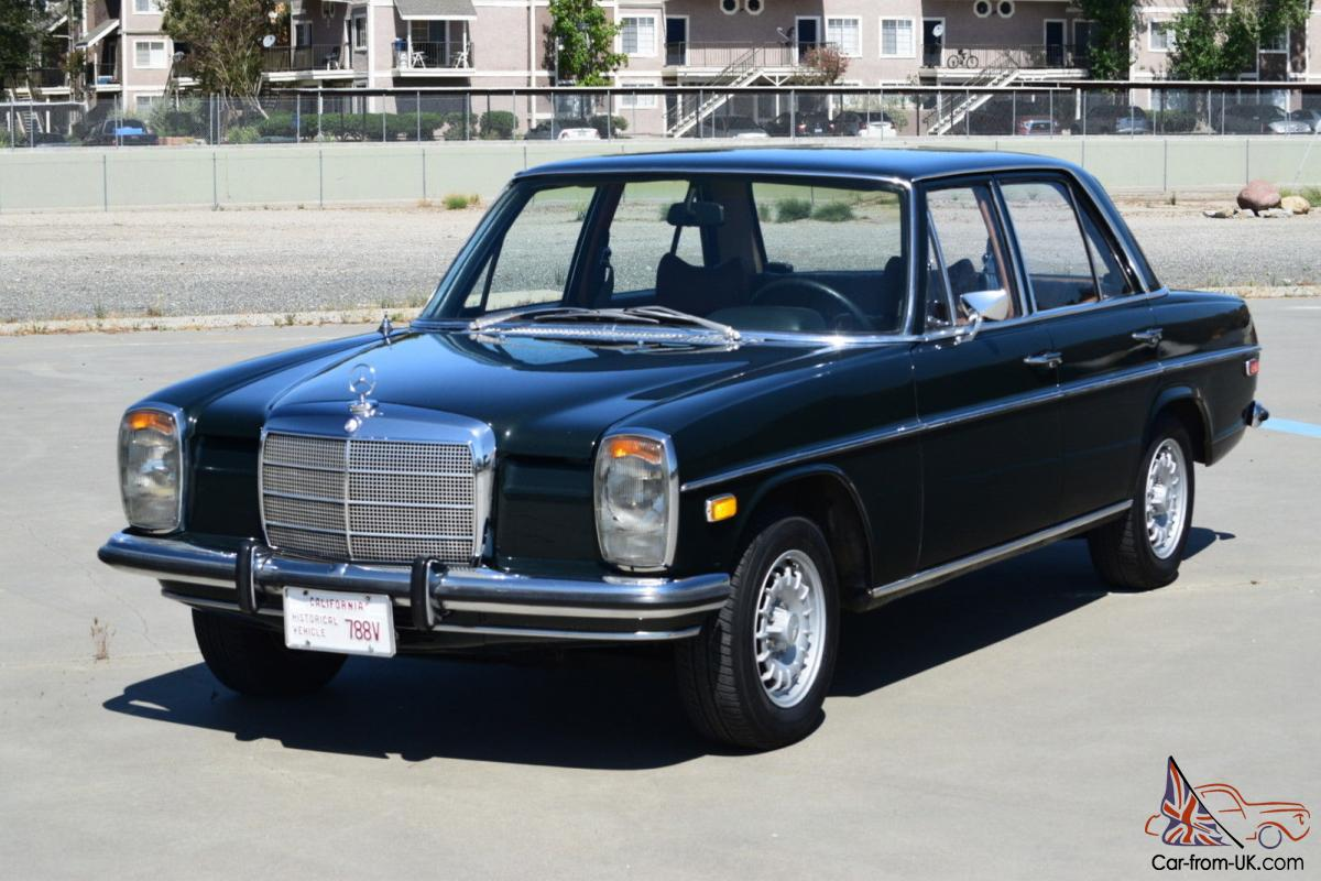1970 220d mercedes benz for Benz mercedes for sale
