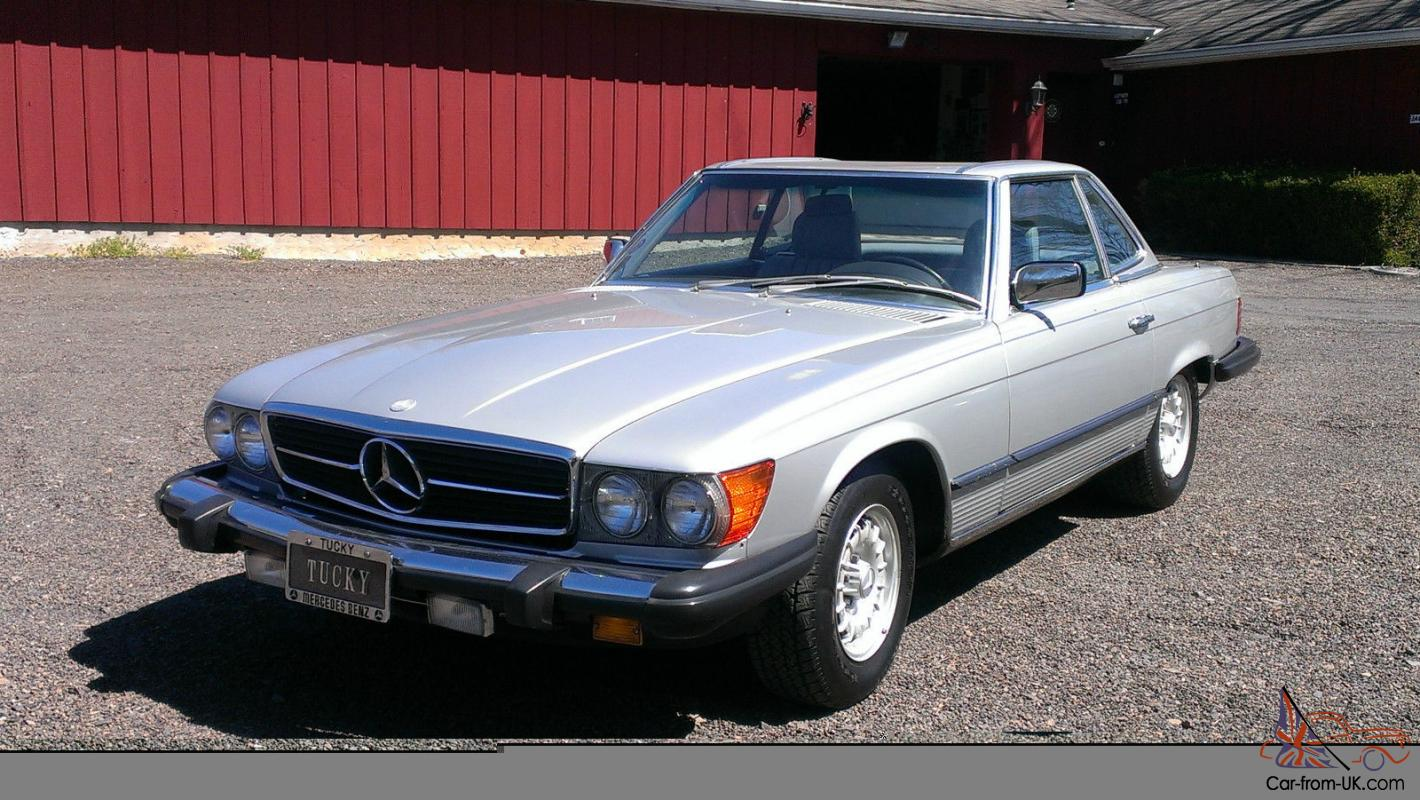 1984 mercedes benz 380 sl convertible for Mercedes benz fixed price servicing costs