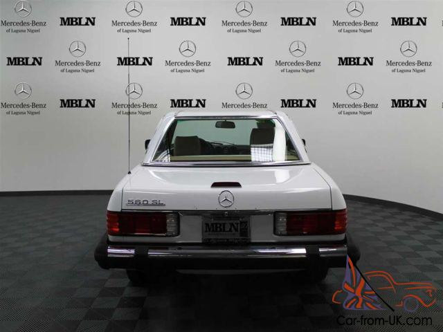 1989 mercedes benz for Mercedes benz usa customer service phone number