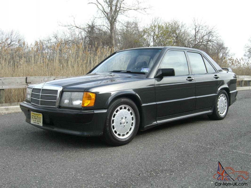 1986 mercedes 190e 2 3 16 valve cosworth very rare aka. Black Bedroom Furniture Sets. Home Design Ideas