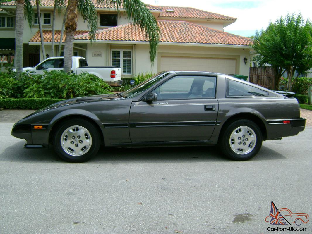 1985 300zx turbo 5 spd 1 owner 51000 mi exceptional orig cond garaged. Black Bedroom Furniture Sets. Home Design Ideas
