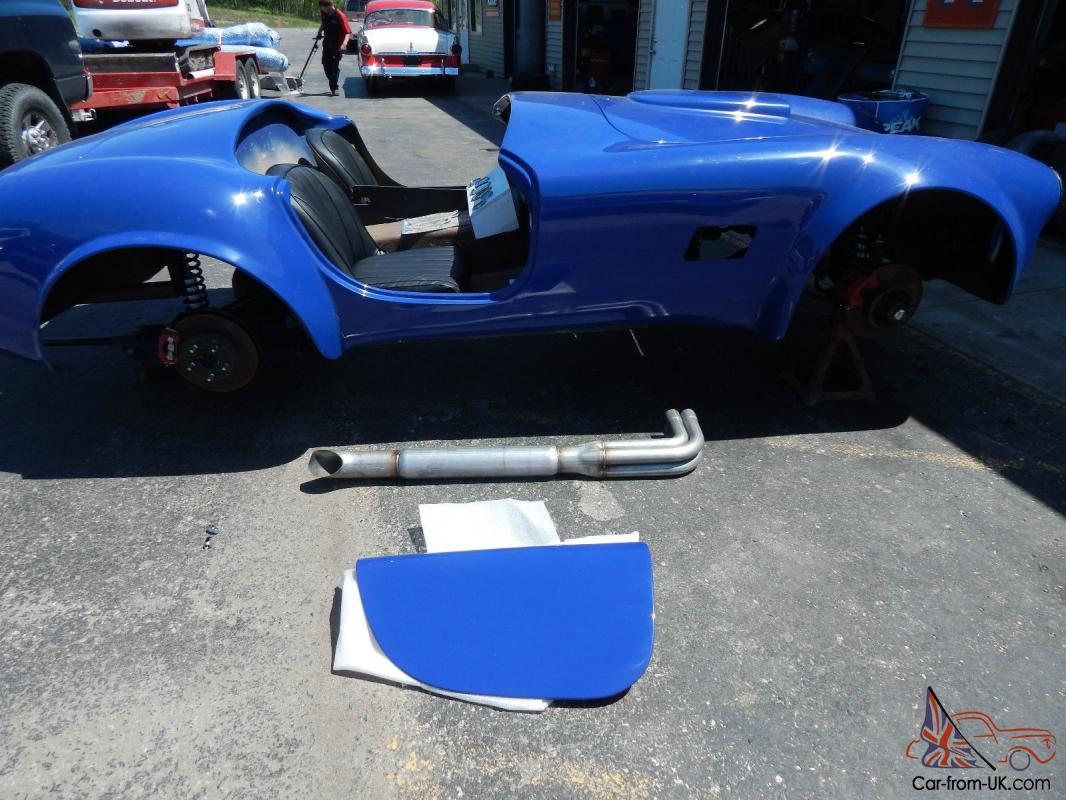 Factory Built Sterling Kit Car For Sale On Ebay: Shelby Cobra Roadster AC 427 Kit Buy Cheap And Build Your