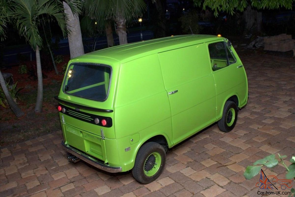 1969 subaru 360 van micro car micro van nicely restored. Black Bedroom Furniture Sets. Home Design Ideas