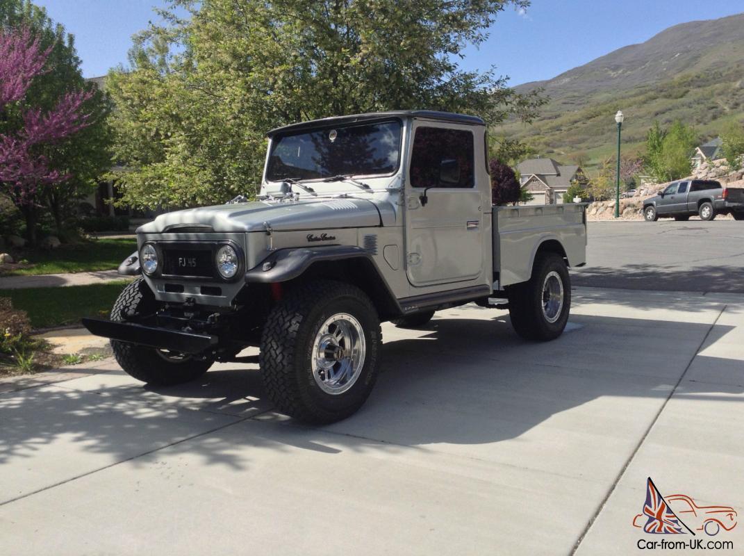 fj45 wagon for sale on craigslist autos post. Black Bedroom Furniture Sets. Home Design Ideas