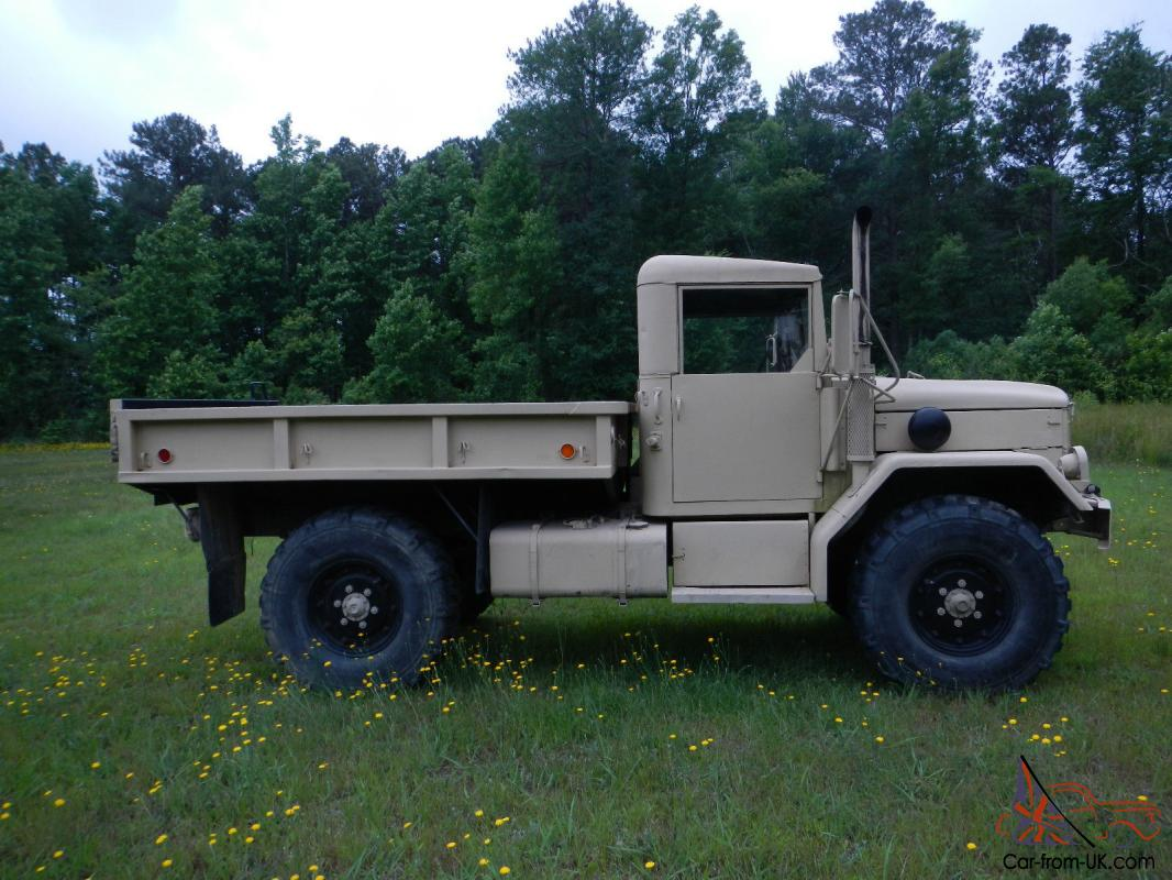 m35a2 multi fuel truck for sale